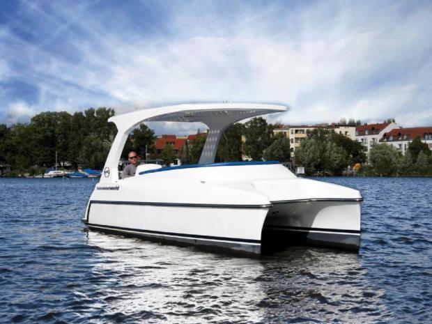 Solarboot Brandenburg