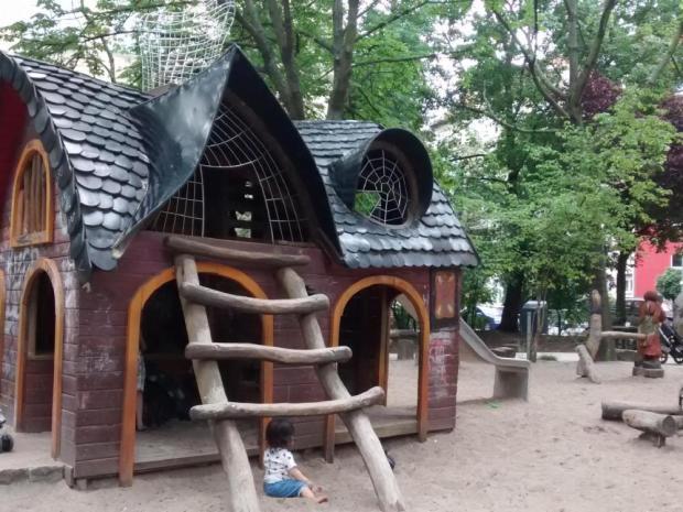 Spielplatz Ausflug Muttertag Berlin