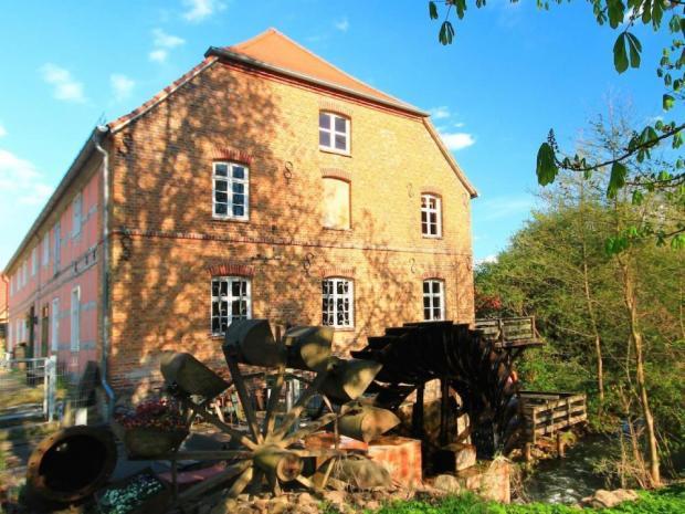 Wassermühle Gollmitz