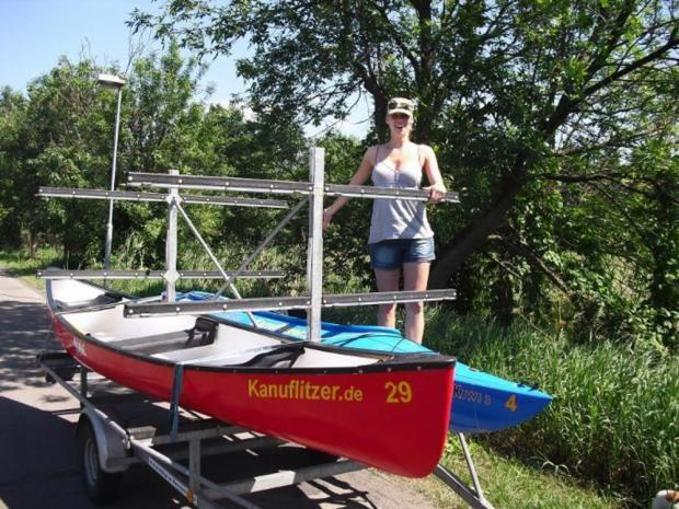 Kanu Havel Brandenburg