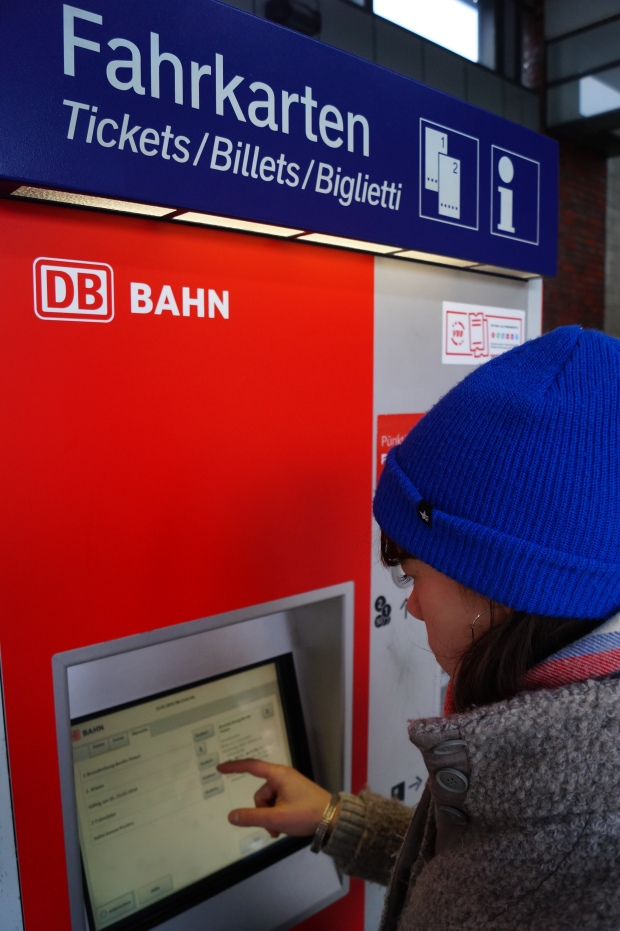 Fahrkarten Brandenburg Ticket