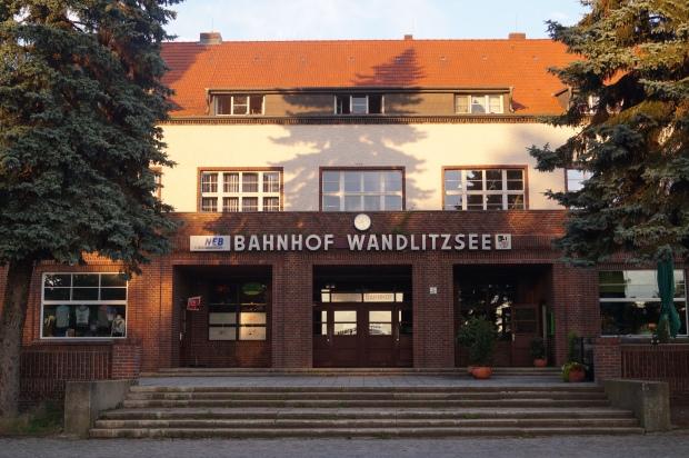 Bahnhof Wandlitzsee