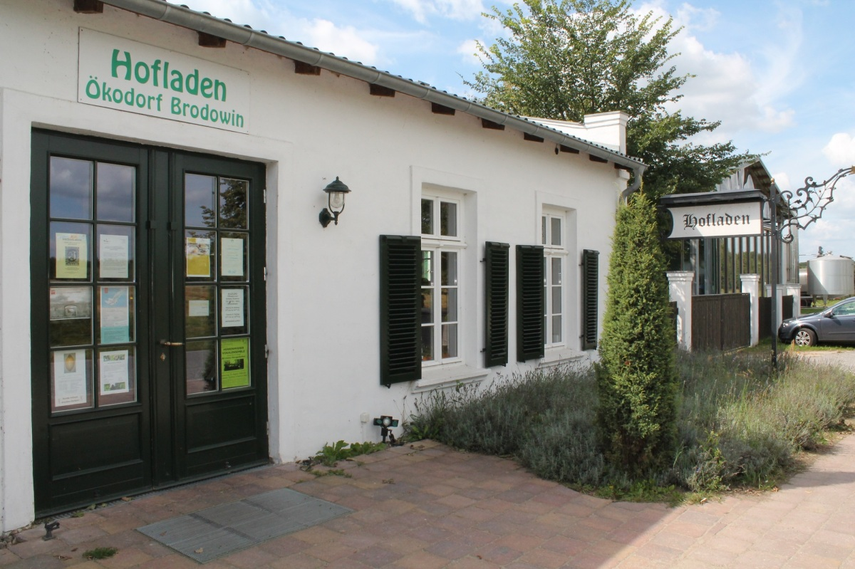 Hofladen Ökodorf Brodowin