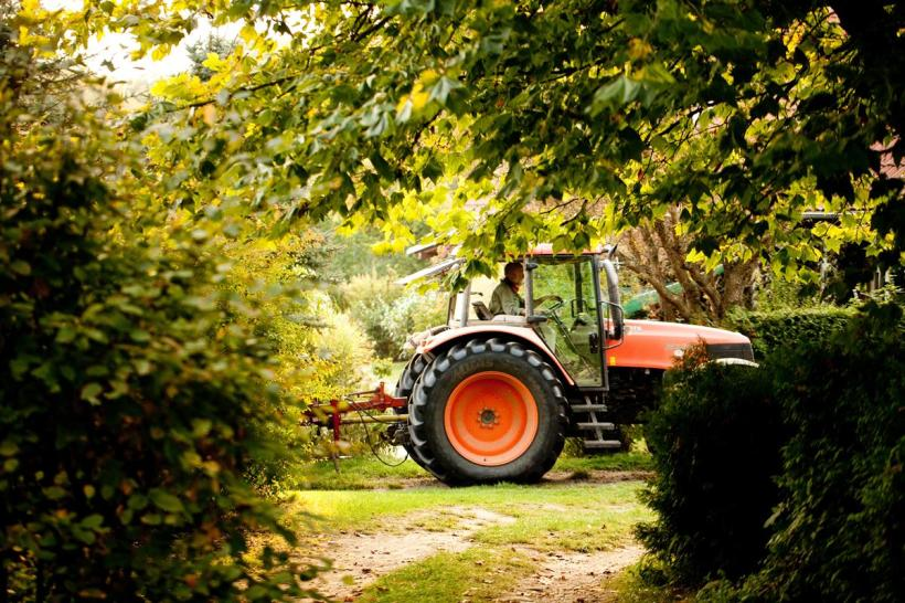 Traktor fahren Brandenburg