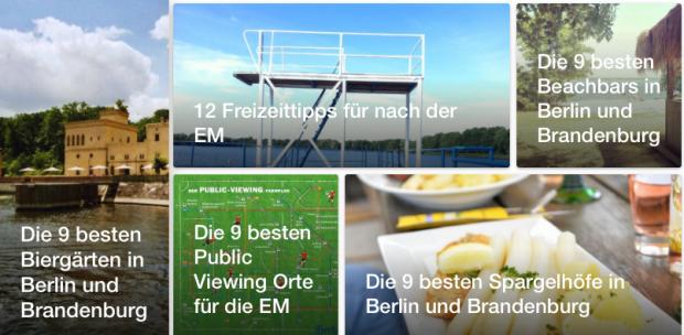 Ausflüge Blog Brandenburg