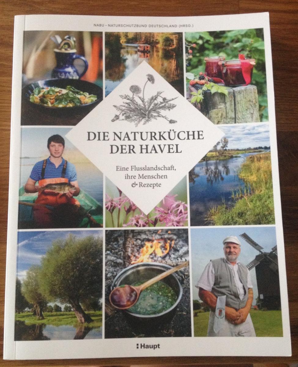Hrsg NABU - Die Naturküche der Havel