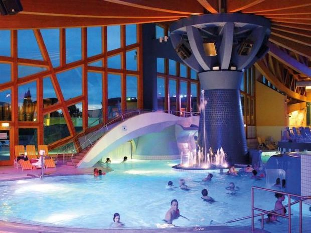 Natur Therme Templin Freizeit