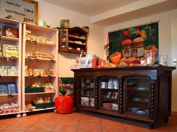 Apfelcafé Haus Lichtenhain
