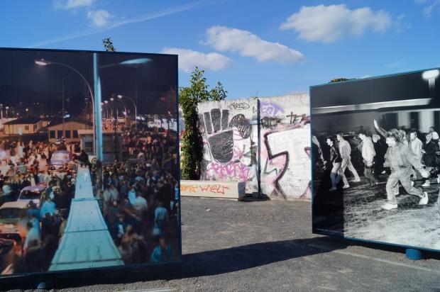 Bornholmer Strasse Ausflug Feiertag
