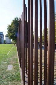 Mauer Ausflug Berlin Feiertag