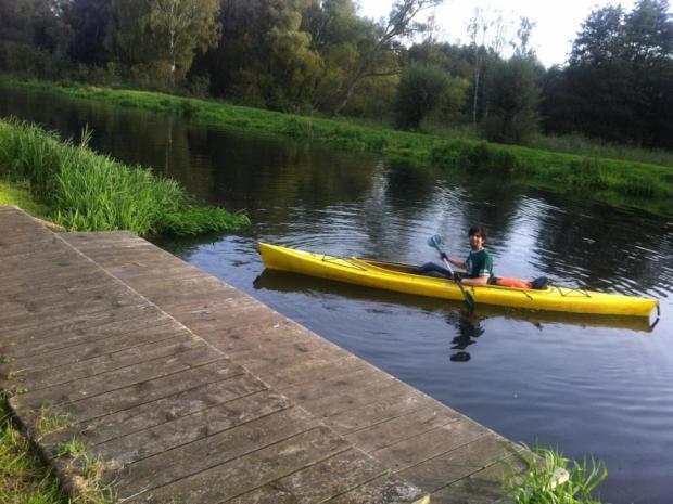 Kanu Finowkanal Brandenburg