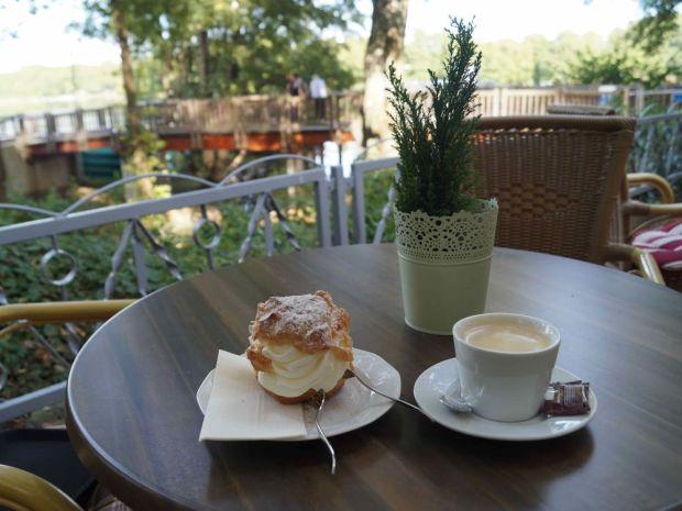 Seeschloss - Café, Eisdiele und Hotel