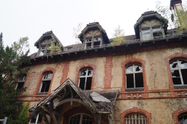 Beelitz Heilstätten Führung