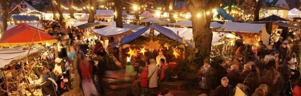 Babelsberg Weihnachtsmarkt