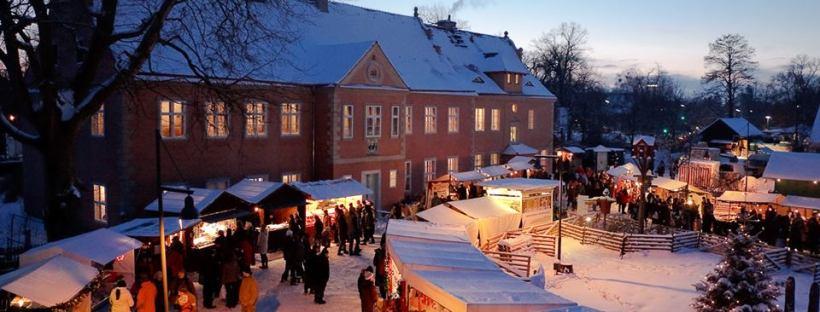 Domäne Dahlem Weihnachtsmarkt