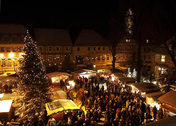 Weihnachtsmarkt Angermünde