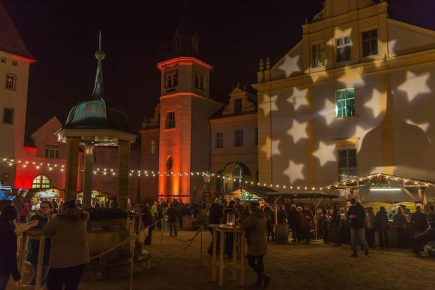 Weihnachtsmarkt Schloss Liebensberg