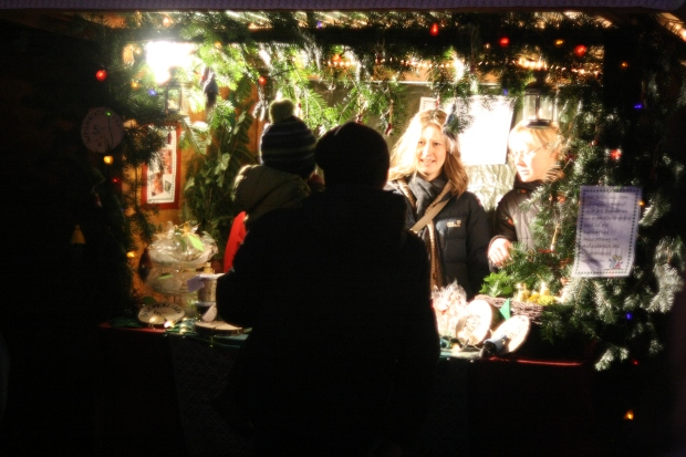 Adventsmarkt Hangelsberg