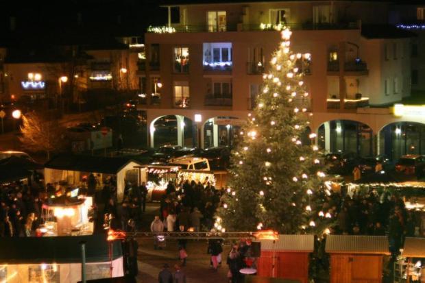 Weihnachtsmarkt Grünheide