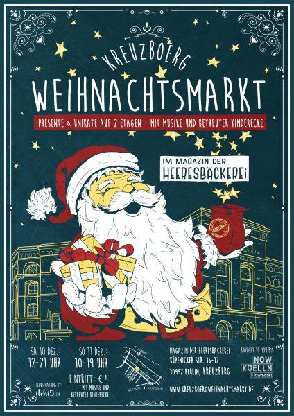 Nowkoelln Weihnachtsmarkt