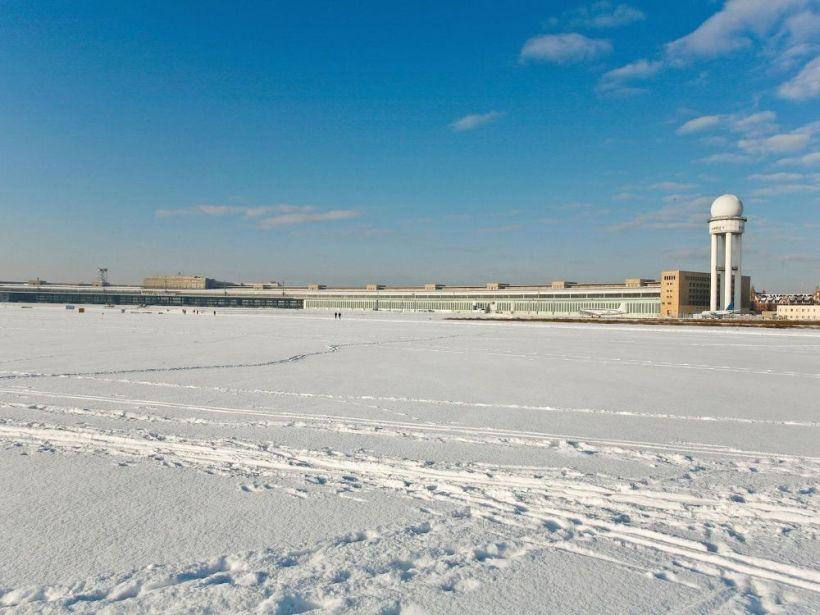 Landlauf Tempelhofer Feld