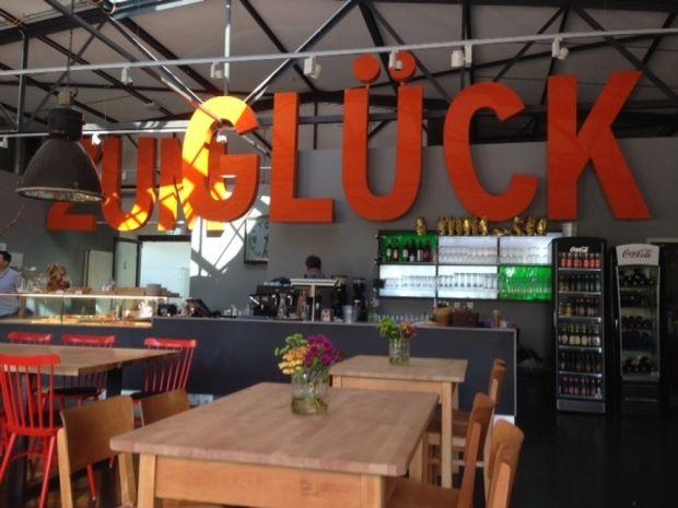Tor Eins Zum Glück Museumscafé