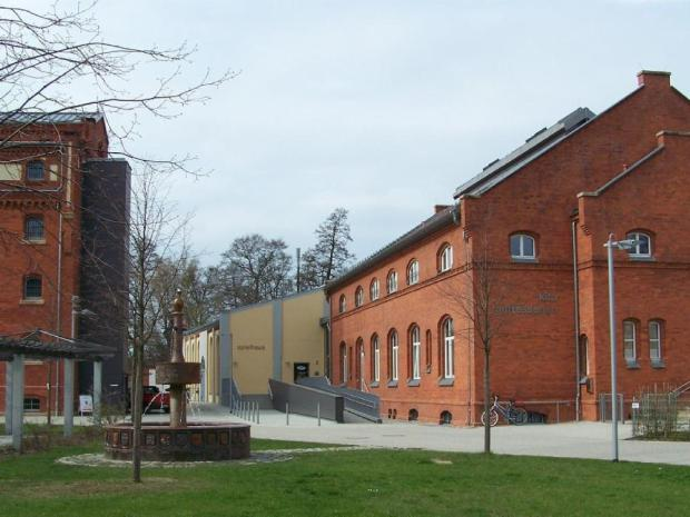 Cartoonmuseum Brandenburg