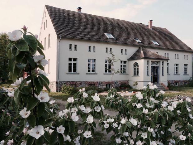 Hof Obst übernachten Brandenburg