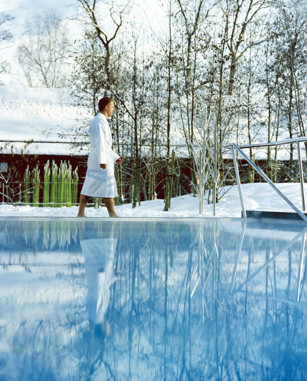 Wellness Brandenburg Winter