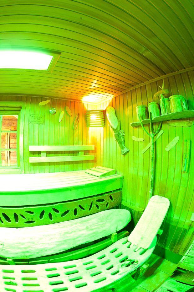 Sauna Wellness Brandenburg