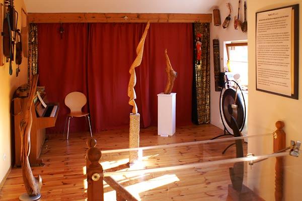 Instrumentenmuseum Haus der Klänge