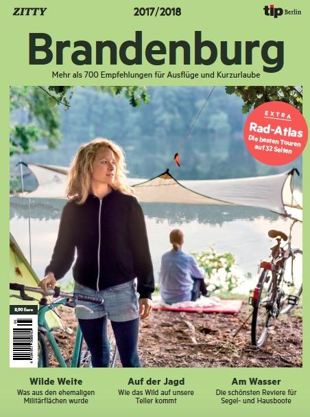 Brandenburg ZITTY Fahrrad Tour
