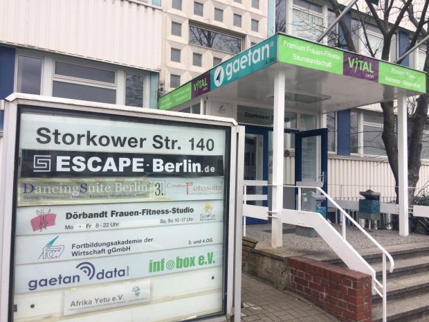 Escape Berlin Ausflug Indoor
