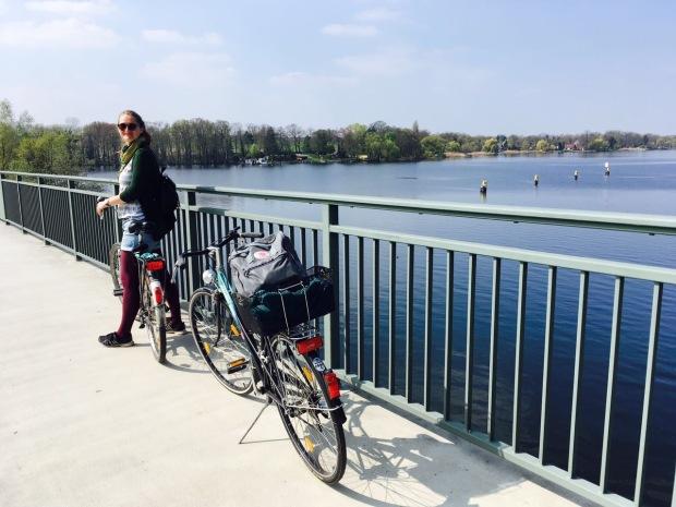 Fahrrad Tour Schiewlowsee Brandenburg