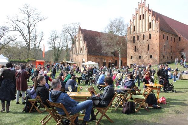 Kloster Chorin Ostermarkt Brandenburg