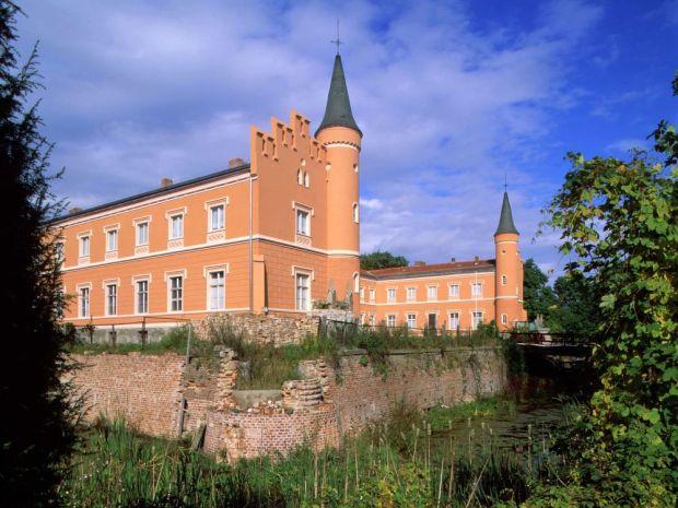 Schloss Guscow