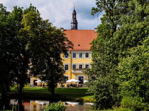 Schloss Lübben Fahrradtour