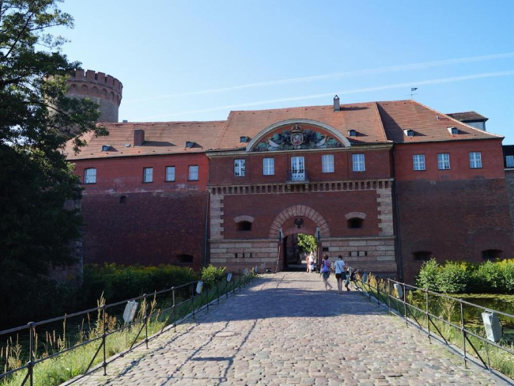 Zitadelle Spandau © Hermann Weiß